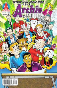Cover Thumbnail for Archie & Friends (Archie, 1992 series) #151