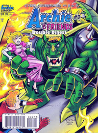 Cover Thumbnail for Archie & Friends Double Digest Magazine (Archie, 2011 series) #2 [Direct Edition]
