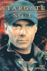 Cover Thumbnail for Stargate SG-1 2007 Special (Avatar Press, 2007 series)  [Regular]