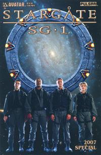 Cover Thumbnail for Stargate SG-1 2007 Special (Avatar Press, 2007 series)  [Team Photo]