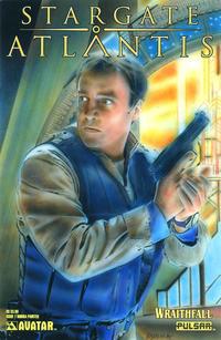 Cover Thumbnail for Stargate Atlantis: Wraithfall (Avatar Press, 2005 series) #1 [Rubira Painted]