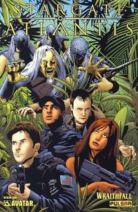 Cover Thumbnail for Stargate Atlantis: Wraithfall (Avatar Press, 2005 series) #2