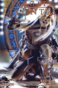 Cover Thumbnail for Stargate Atlantis: Wraithfall (Avatar Press, 2005 series) #2 [Rubira Painted]