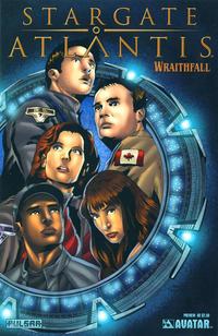 Cover Thumbnail for Stargate Atlantis: Wraithfall (Avatar Press, 2005 series) #Preview