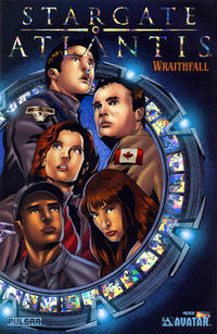 Cover Thumbnail for Stargate Atlantis: Wraithfall (Avatar Press, 2005 series) #Preview [Prism Foil]
