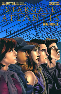Cover Thumbnail for Stargate Atlantis: Wraithfall (Avatar Press, 2005 series) #Preview [Look to the Future]