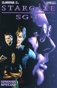 Cover Thumbnail for Stargate SG-1 2006 Convention Special (Avatar Press, 2006 series)