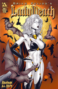 Cover Thumbnail for Brian Pulido's Lady Death: Abandon All Hope (Avatar Press, 2005 series) #3 [Commemorative]