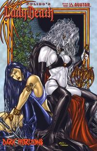 Cover Thumbnail for Brian Pulido's Lady Death: Dark Horizons (Avatar Press, 2006 series)  [Friends]