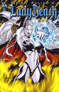 Cover Thumbnail for Brian Pulido's Lady Death: Annual (Avatar Press, 2006 series) #1