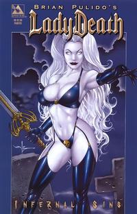 Cover Thumbnail for Brian Pulido's Lady Death: Infernal Sins (Avatar Press, 2006 series)
