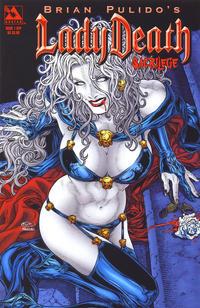 Cover Thumbnail for Brian Pulido's Lady Death: Sacrilege (Avatar Press, 2006 series) #1