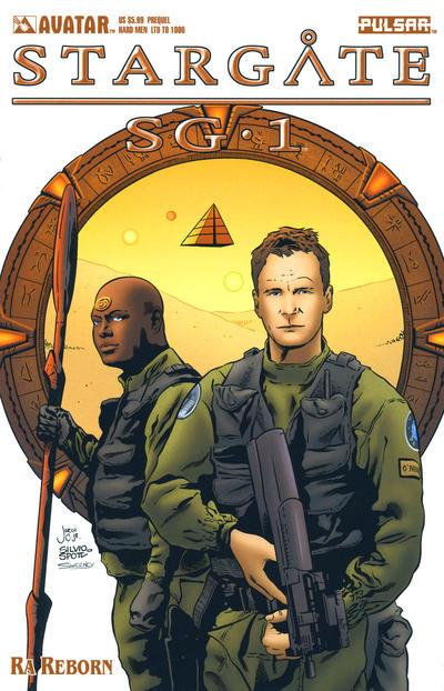 Cover for Stargate SG-1: Ra Reborn Prequel (Avatar Press, 2004 series) #1 [Photo]
