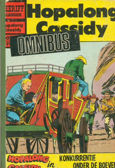 Cover for Sheriff Classics Omnibus (Classics/Williams, 1973 series)