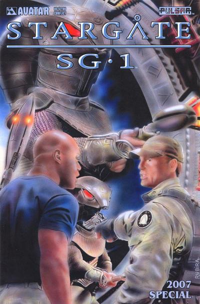 Cover for Stargate SG-1 2007 Special (Avatar Press, 2007 series)  [Regular]