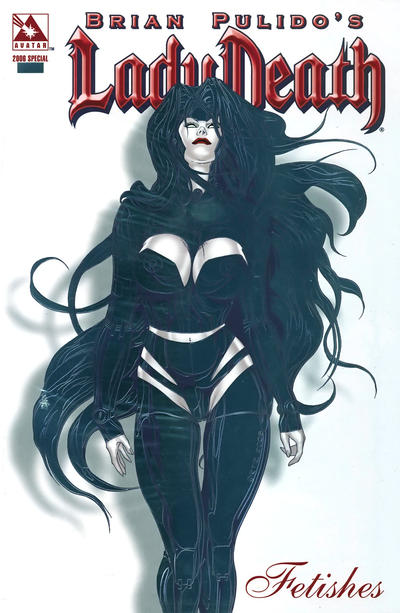 Cover for Brian Pulido's Lady Death: 2006 Fetishes Special (Avatar Press, 2006 series)  [Pixies]