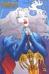 Cover Thumbnail for Brian Pulido's Lady Death: Sacrilege (2006 series) #0 [Art Nouveau]