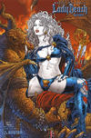 Cover Thumbnail for Brian Pulido's Lady Death: Sacrilege (2006 series) #0 [Fearsome]