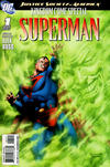 Cover Thumbnail for JSA Kingdom Come Special: Superman (2009 series) #1 [Dale Eaglesham Cover]