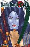 Cover Thumbnail for Lady Death / Shi (2007 series) #1 [Emerald Green Foil]
