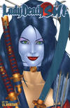 Cover Thumbnail for Lady Death / Shi (2007 series) #1 [Platinum Foil]