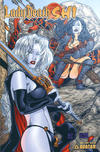 Cover Thumbnail for Lady Death / Shi (2007 series) #1 [Lopez]