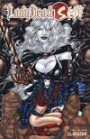 Cover for Lady Death / Shi (Avatar Press, 2007 series) #2 [Lopez]
