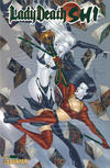 Cover Thumbnail for Lady Death / Shi (2007 series) #2 [Jade Green Foil]