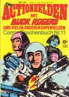 Cover for Die Actionhelden (Condor, 1978 series) #11