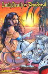 Cover for Lady Death vs Pandora (Avatar Press, 2007 series) #1 [Bikini Fun]