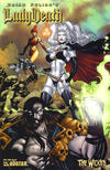 Cover Thumbnail for Lady Death: The Wicked (2005 series) #1 [Adrian]