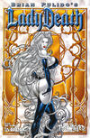 Cover Thumbnail for Lady Death: The Wicked (2005 series) #1 [Art Nouveau]