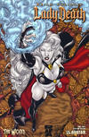 Cover Thumbnail for Lady Death: The Wicked (2005 series) #1 [Deity]