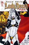 Cover Thumbnail for Lady Death: The Wicked (2005 series) #1 [Hedonist]