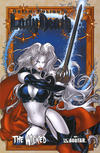 Cover Thumbnail for Lady Death: The Wicked (2005 series) #1 [Platinum Foil]