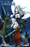 Cover Thumbnail for Lady Death: The Wicked (2005 series) #1 [Martin]