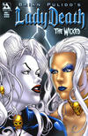 Cover Thumbnail for Lady Death: The Wicked (2005 series) #1 [Premium]