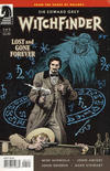 Cover for Sir Edward Grey, Witchfinder: Lost and Gone Forever (Dark Horse, 2011 series) #1 [John Severin variant cover]