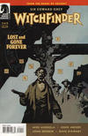Cover for Sir Edward Grey, Witchfinder: Lost and Gone Forever (Dark Horse, 2011 series) #1 [Mike Mignola variant cover]