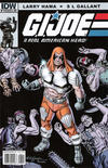Cover for G.I. Joe: A Real American Hero (IDW, 2010 series) #162 [Cover B]