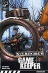 Cover for Gamekeeper (Virgin, 2007 series) #1 [Greg Horn Cover]