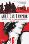 Cover for American Vampire (DC, 2010 series) #1