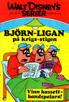 Cover for Walt Disney's serier (Hemmets Journal, 1962 series) #7/1972 - Björn-ligan på krigs-stigen