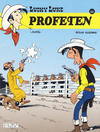 Cover for Lucky Luke (Hjemmet / Egmont, 1991 series) #66 - Profeten [Reutsendelse bc 382 54]