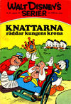 Cover for Walt Disney's serier (Hemmets Journal, 1962 series) #8/1971 - Knattarna räddar kungens krona