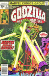 Cover for Godzilla (Marvel, 1977 series) #2 [35¢]