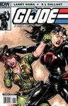 Cover Thumbnail for G.I. Joe: A Real American Hero (2010 series) #162 [Cover A]