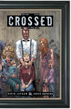 Cover for Crossed Family Values (Avatar Press, 2010 series) #7 [Wraparound Cover - Jacen Burrows]