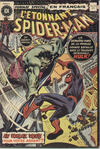 Cover for L'Étonnant Spider-Man (Editions Héritage, 1969 series) #22