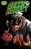 Cover Thumbnail for Green Hornet (2010 series) #3 [Stephen Segovia cover]